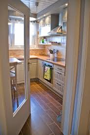 kitchen renovation ideas 2014 remodelaholic tiny kitchen renovation with faux painted brick