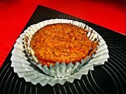 healthy carrot cake cupcakes grain free gluten free la
