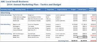 marketing plan template exol gbabogados co