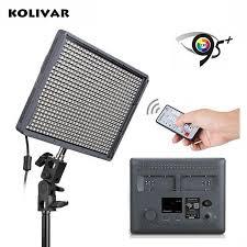 remote audio video lighting aputure amaran hr672s cri 95 led video light with wireless remote