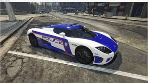 koenigsegg paris police national koenigsegg gta5 mods com