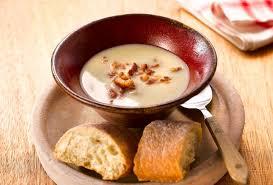 cuisiner du chou blanc recette de potage au chou blanc et lardons open kitchen