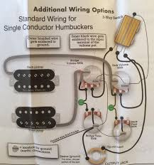 should i modify my original epiphone les paul wiring to install my