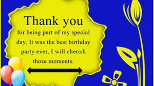 birthday thank you messages quotes saying thank you for