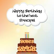 birthday wishes for principal occasions messages