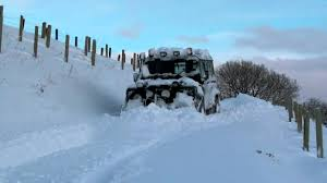 land rover snow land rover ploughing snow youtube