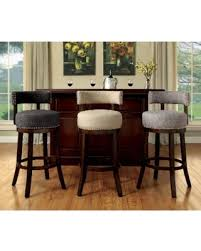 Bar Stool Sets Of 2 Deal Alert Furniture Of America Fendeson Contemporary Fabric