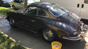 porsche 356c the present ghost of porsche past the 356c that haunts my dreams