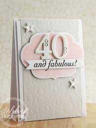 best 25 40th birthday cards ideas on diy 40th
