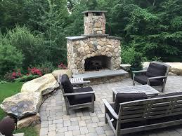 Firepit Bench by Fire Pit Bench By Landscape Solutions U0026 Maintenance
