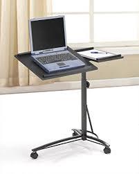 Laptop Computer Stand For Desk Black Desks Laptop Computer Stand With Adjustable
