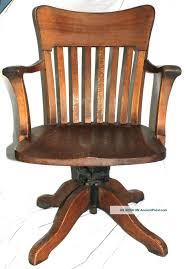 vintage wood desk office design vintage wood swivel office chair antique swivel