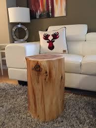 tree stump coffee table trunk table stump side table log side tables log stool rustic