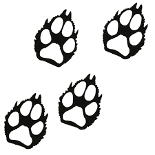 wolf paw prints 7055 inc