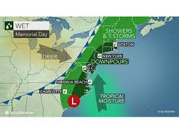 us weather map this weekend island memorial day weather forecast takes turn for the worse