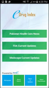 medscape apk edrug index by pharmevo apk free app for