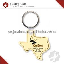 State Shaped Gifts State Shape Keychain State Shape Keychain Suppliers And