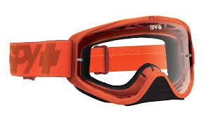 motocross goggle woot motocross goggles spy optic
