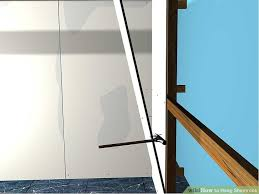 Handrail Synonym How To Hang Sheetrock With Pictures Wikihow