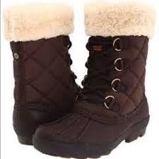 ugg womens amelia boots chocolate 82 ugg shoes ugg waterproof boot newberry 7 nib from