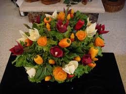 fruit arrangements delivered 12 days of giveaways 2 edible veggie bouquet ebook chef shea