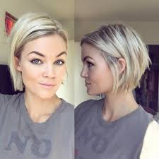 pictures of best hair style for fine stringy hair 100 mind blowing short hairstyles for fine hair chin length bob