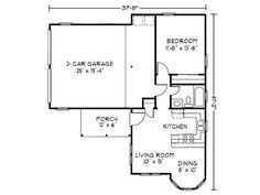 Small Carriage House Plans Small Low Cost Economical 2 Bedroom 2 Bath 1200 Sq Ft Single Story