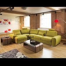 Lime Green Corner Sofa Massive Modern L Shape Quality Sofa Settee Corner Group Lime Green