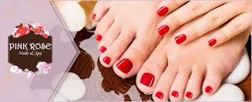 pink rose nail spa is a beauty salon in regina sk