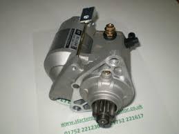 starter for 94 honda accord honda accord v starter motor 2 0i cc7 1993 1995 s887