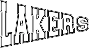 basketball logo coloring pages lakers logo team basketball coloring page sports print