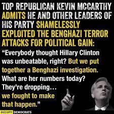 Benghazi Meme - mark martinez blog benghazi mccarthy and presidential elections
