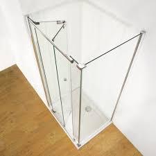 Bifold Shower Door Kudos Infinite Bi Fold Shower Door Uk Bathrooms