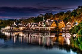 Boat House Row - boathouse row philadelphia nils flickr