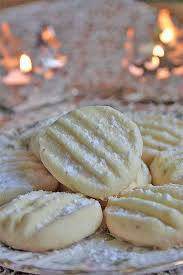 tender snowflake cookies that will melt in your mouth foodal