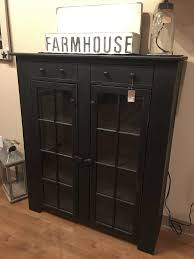 black cabinet with glass doors eight pane black cabinet with glass doors country primitive