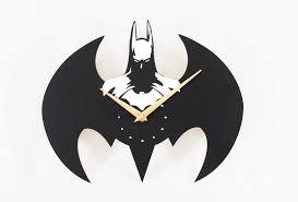 Batman Home Decor Batman Cartoon Wall Clock Home Decor Creative Modern Design Watch
