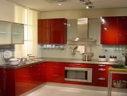 Modern Indian Home Decor Interior Decoration Of Kitchen In India Image Rbservis Com