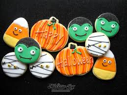 halloween old halloween new melissa joy cookies