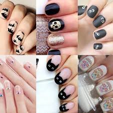 evil hand nails best halloween nail art ideas beauty