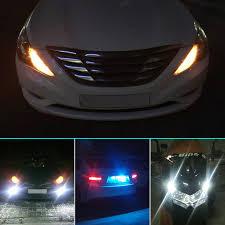 shop nao 2x t10 led bulb w5w led car drl 3030 smd 194 168 cob