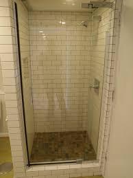 Shower Stalls With Glass Doors Bathroom Glass Door Settings With Wallpaper Swingcitydance