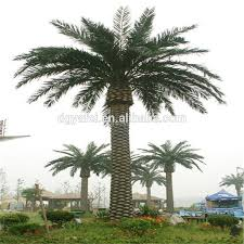 top quality artificial palm trees buy outdoor decorative bionic