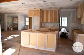new kitchen cabinets of the flip house