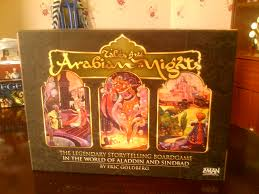 board game review u2013 tales of the arabian nights man of yesterday