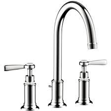 Hansgrohe Bath Faucet Ax16514001 Montreux 8 U0027 U0027 Widespread Bathroom Faucet Chrome At