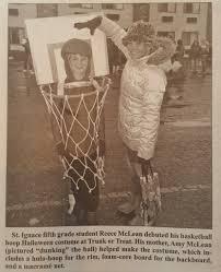 basketball hoop halloween costume joyful daisy