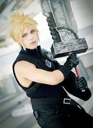 Cloud Strife Halloween Costume Costumes Craft Hackers
