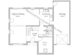 plan de maison 4 chambres gratuit plan maison etage 3 chambres gratuit modern aatl