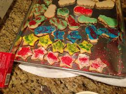 sour cream anise cut out christmas cookies just plum crazy